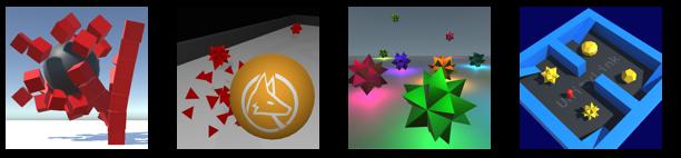 Unity Game Engine Interface—Wolfram Language Documentation