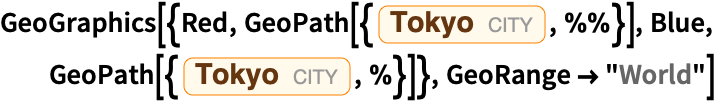 GeoDisplacement—Wolfram Language Documentation