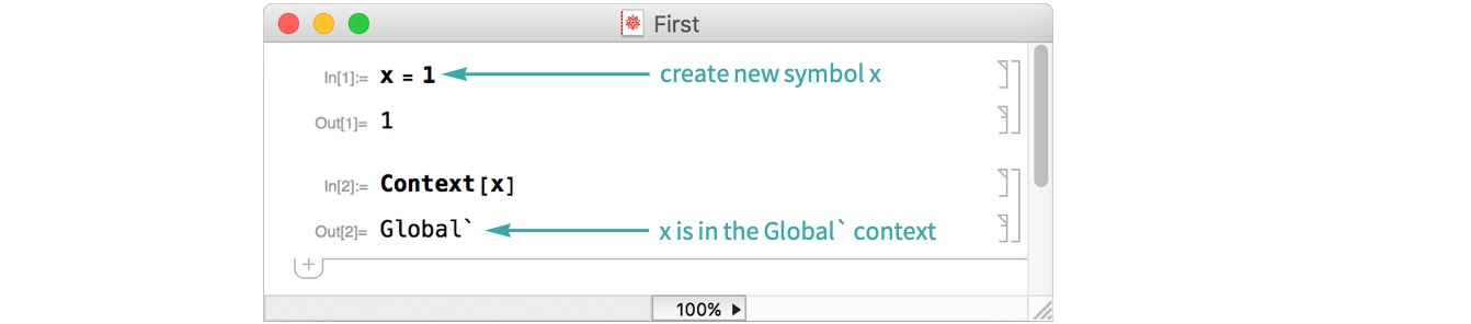 Automatically Use Separate Contexts for Different Notebooks