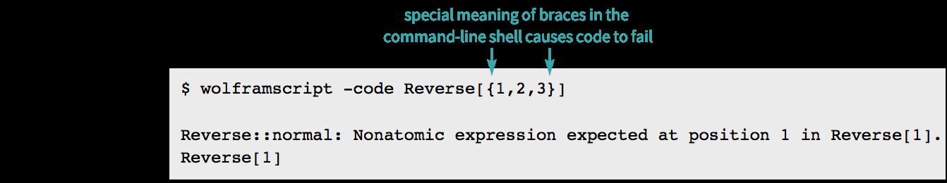 Run Wolfram Language Code from the Command Line—Wolfram Language