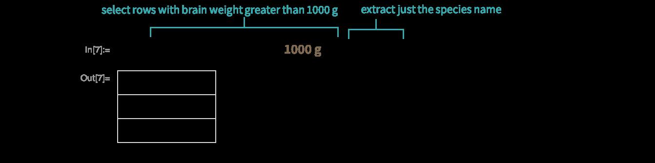 Select Elements in a Dataset—Wolfram Language Documentation